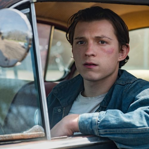 See Tom Holland, Robert Pattinson in Netflix's The Devil All the Time trailer