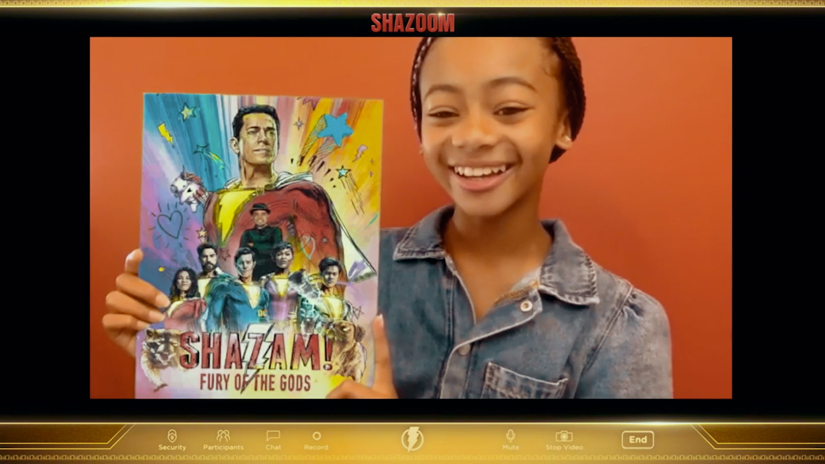 SHAZAM!: Fury of the Gods