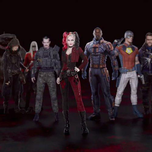 Characters and costumes revealed for James Gunn's The Suicide Squad