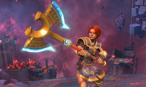 Immortals Fenyx Rising Preview: Battling monsters and solving puzzles