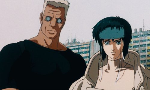 Anime Classic Ghost in the Shell Coming to IMAX Screens