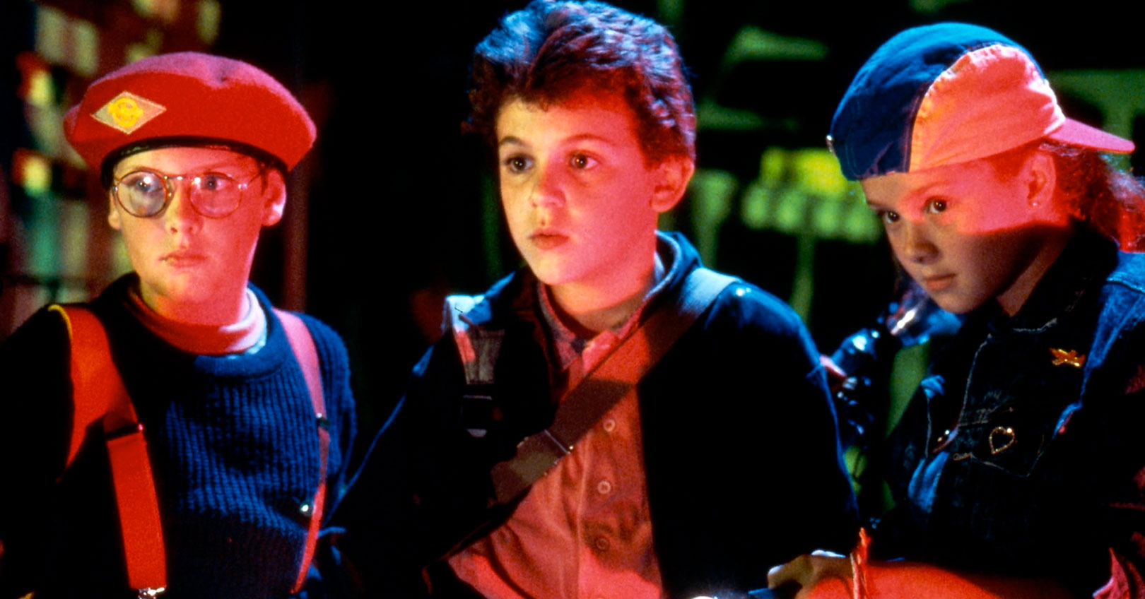 Little Monsters - William Murray Weiss, Fred Savage, and Amber Barretto
