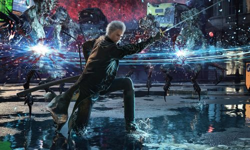 Devil May Cry 5 headed to PS5, Xbox Series X with ray tracing enhancements
