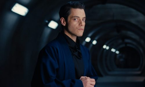 Rami Malek wants to make No Time To Die's Safin 'unsettling'