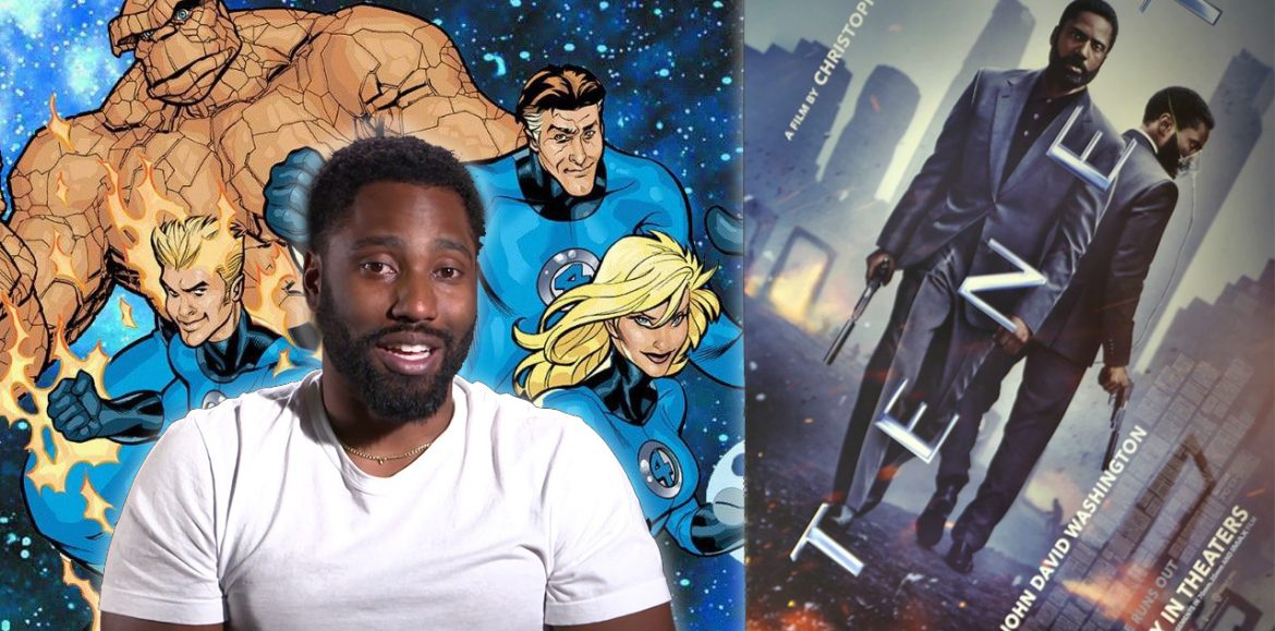 John David Washington on Tenet sequel, would sign up to be in Marvel's Fantastic Four
