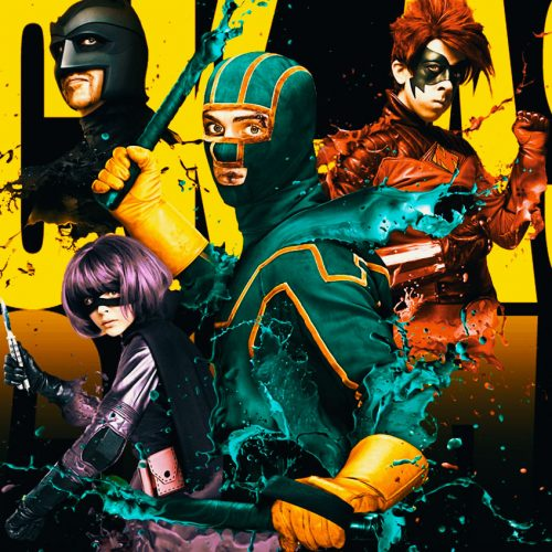 Kick-Ass – 4K Ultra HD Steelbook Blu-ray Review