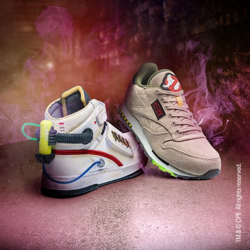 Reebok's Ghostbusters sneakers coming Halloween 2020