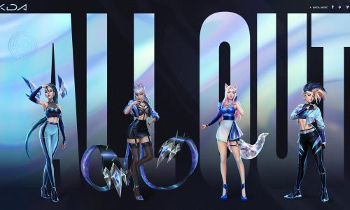 Madison Beer, (G)I-DLE,  Jaira Burns, more announced in K/DA's upcoming EP, 'All Out,' from League of Legends