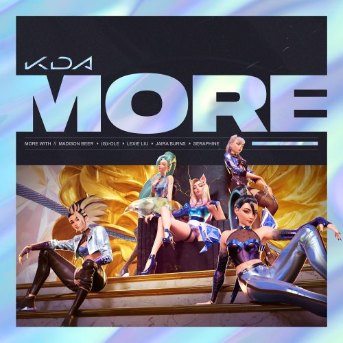 K/DA's latest music video, 'More,' surpasses 11 million views after first day