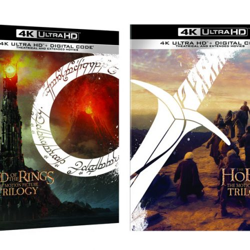 The Lord of the Rings and The Hobbit 4K remasters are now available for pre-order