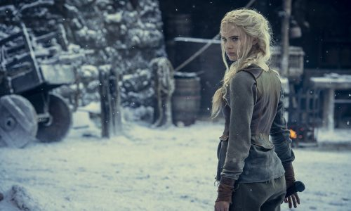 New The Witcher photos have Ciri getting ready for a fight