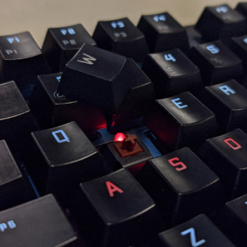 OMEN Spacer wireless TKL keyboard (review)