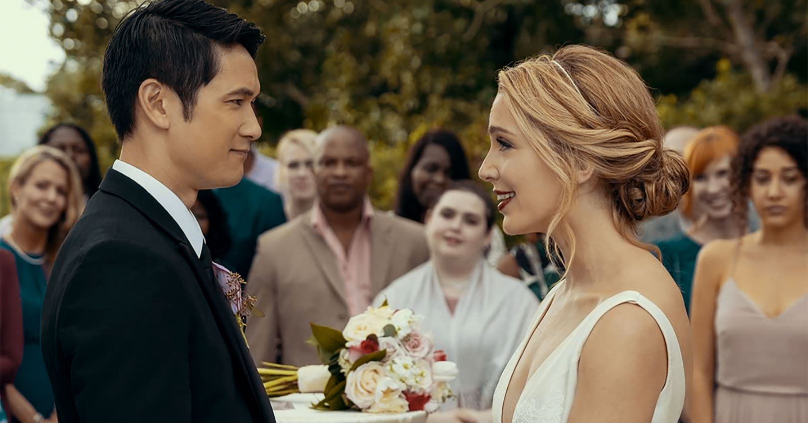 All My Life - Harry Shum Jr. and Jessica Rothe