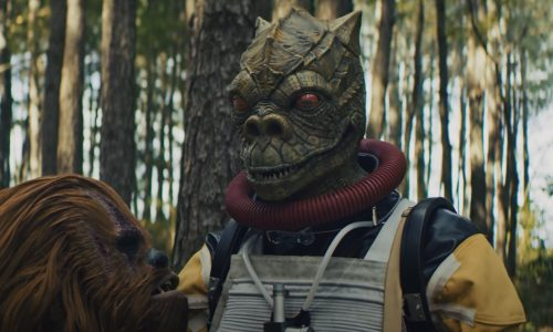 Star Wars meets Predator fan film features Bossk the bounty hunter