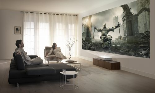 Samsung' MicroLED TVs and AI technology featured at CES 2021 showcase