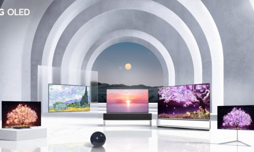 LG's OLED Evo and MiniLED featured at CES 2021 showcase