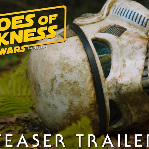 New Star Wars fan film teaser trailer released by Sneaky Zebra