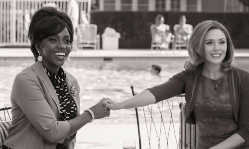 WandaVision's Teyonah Parris and Kathryn Hahn on Geraldine and Agnes