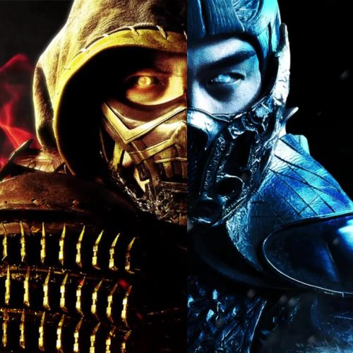 Mortal Kombat movie gets 11 character posters including Scorpion and Sub-Zero