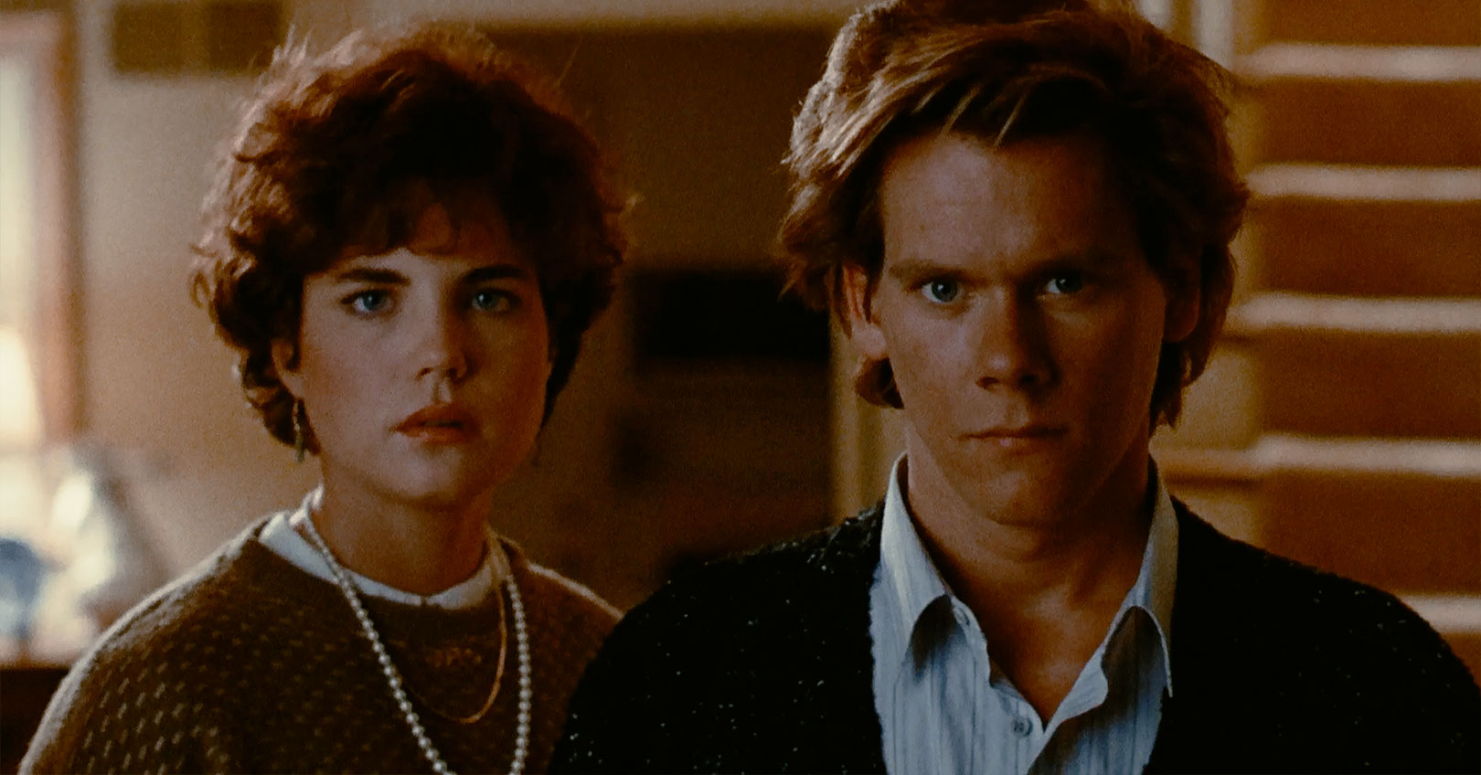 She's Having a Baby - Elizabeth McGovern and Kevin Bacon