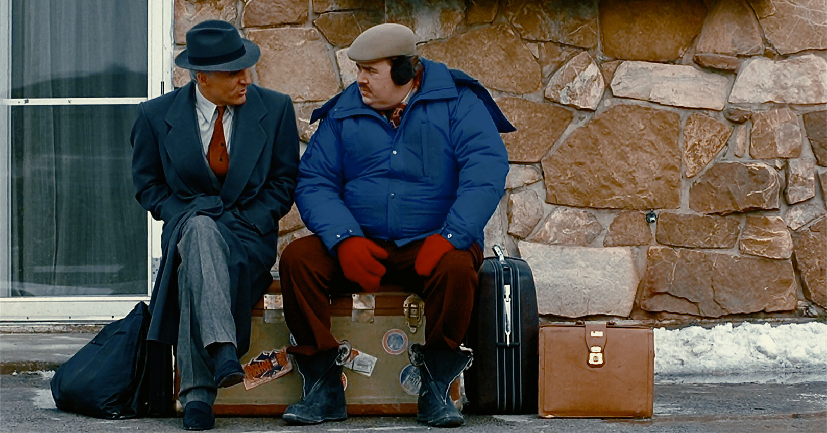 Planes, Trains and Automobiles - Steve Martin and John Candy