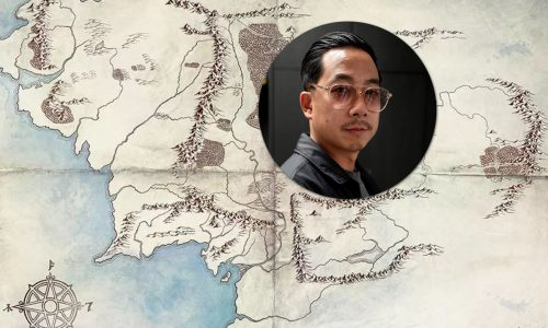 Amazon's The Lord of the Rings series to have Doctor Who's Wayne Che Yip as a director
