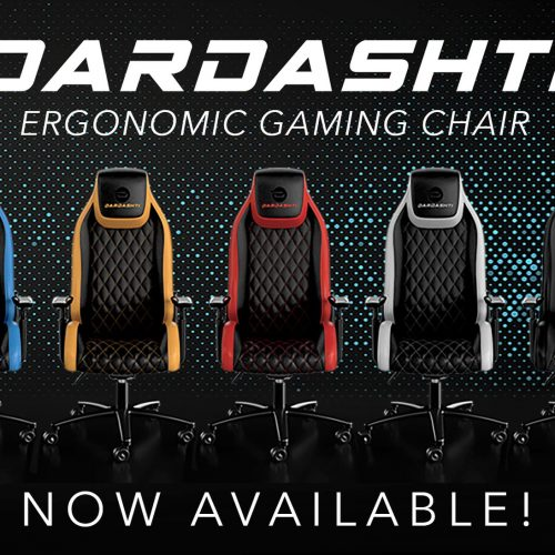 Atlantic's Dardashti gaming chair review