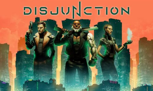 Disjunction: Here's another cyberpunk game to check out