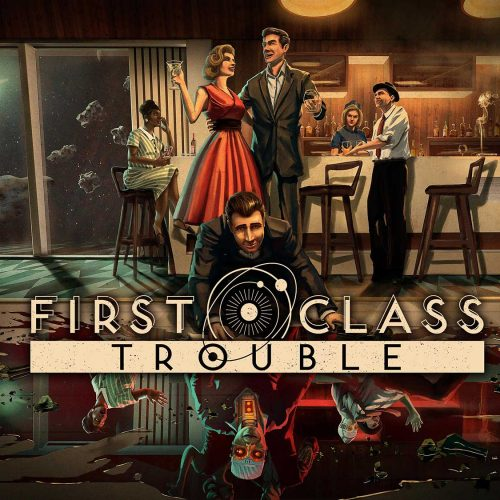First Class Trouble: A new, deadly social deduction game coming this year