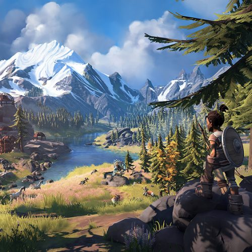 Pine, open world adventure game, now available on PS4