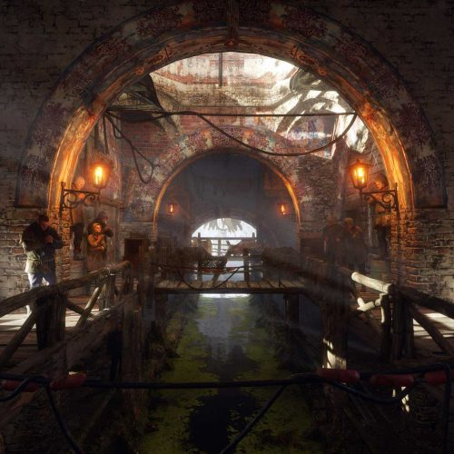 Metro Exodus PC Enhanced Edition: Driver available to improve ray tracing