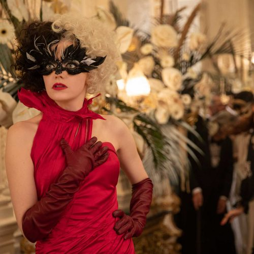 Emma Stone on Playing Cruella and Her Fave Outfit