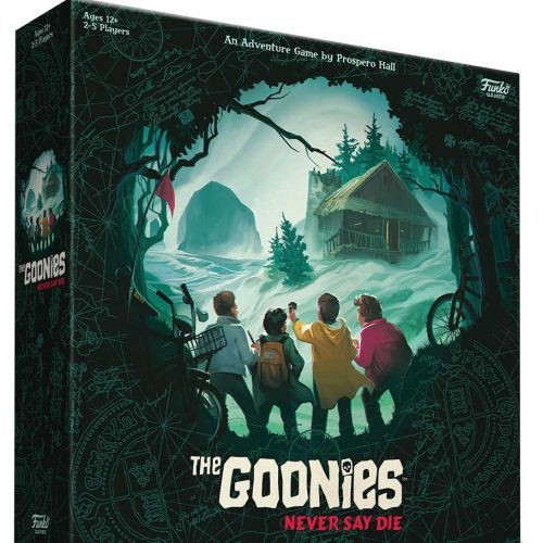 Funko's Goonies adventure role-playing board game coming this summer