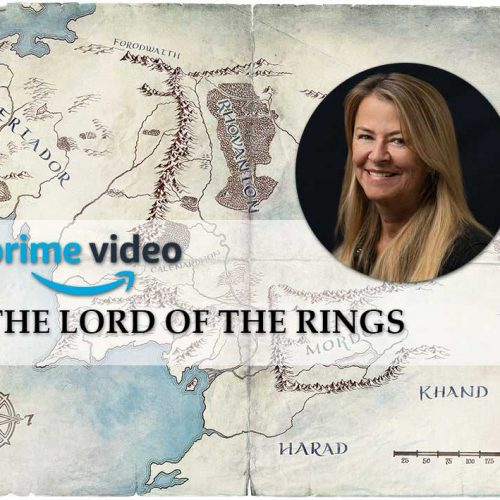 The Witcher's Charlotte Brändström joins Amazon's The Lord of the Rings as a director