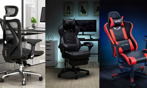 16 Best Gaming and Ergonomic Chairs of 2021