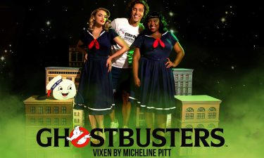 Vintage-style Ghostbusters Clothing Is Here from Vixen by Micheline Pitt