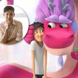 Interview: Jimmy Wong on Wish Dragon and wishing to be in a superhero project
