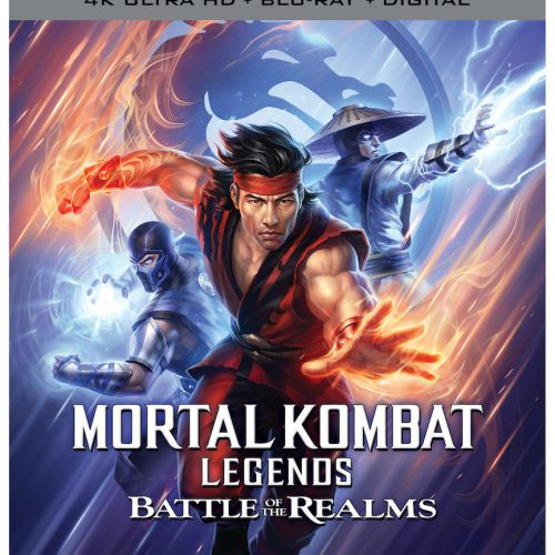 Mortal Kombat Legends: Battle of the Realms Announced for August Release