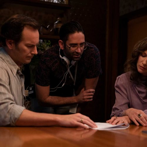 The Conjuring: The Devil Made Me Do It Interview with Director Michael Chaves