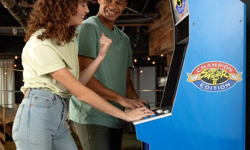 Arcade1Up's Street Fighter II, Turtles in Time Cabinets Available for Pre-order