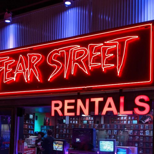 Experience Fear Street in Recreated '90s Video Store with Haunted Maze