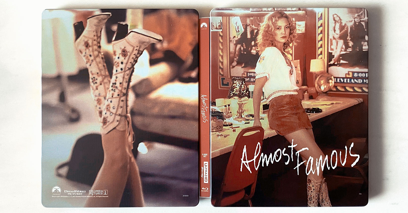 Almost Famous (Steelbook)