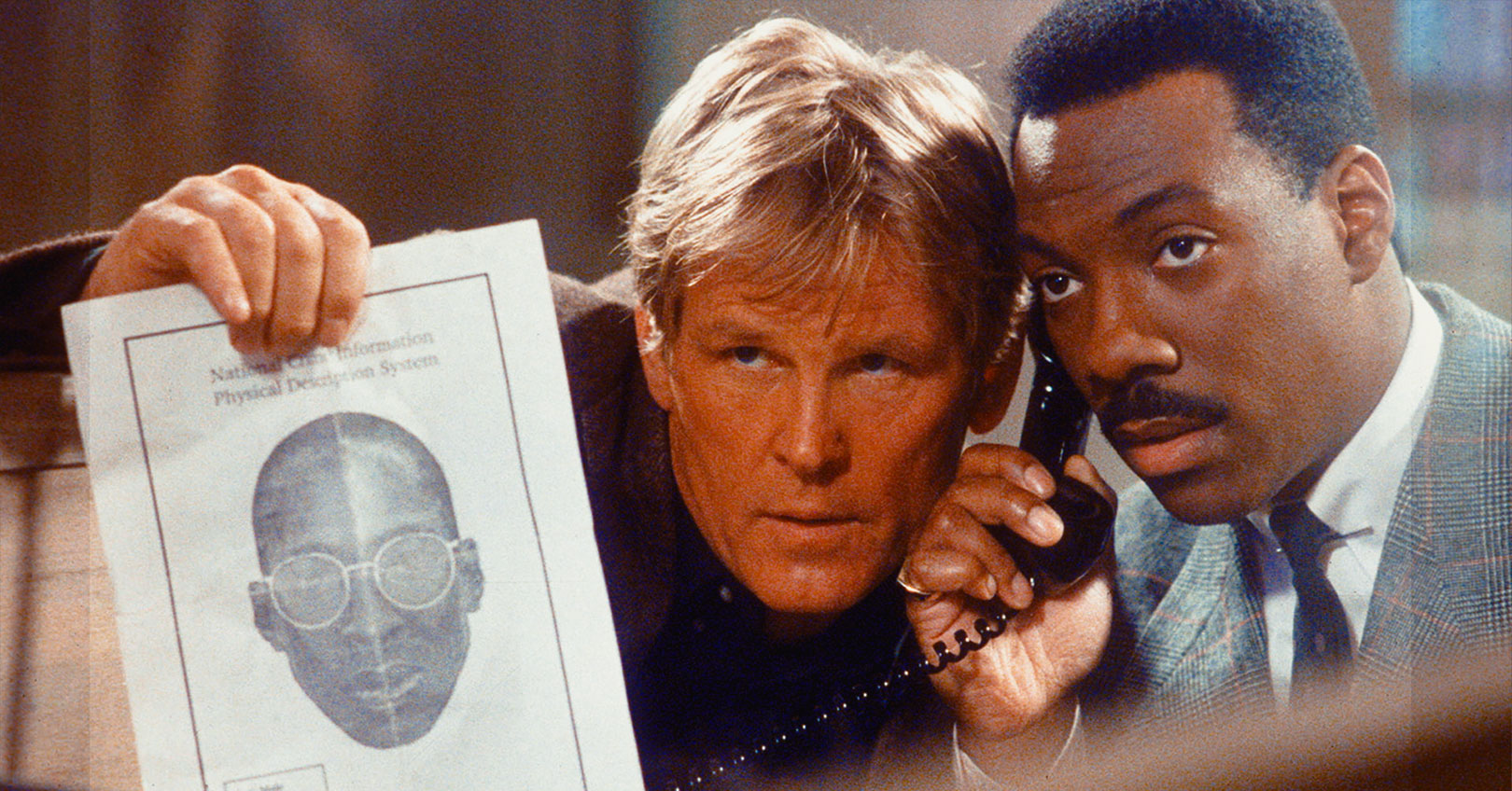 Another 48 Hrs. - Nick Nolte and Eddie Murphy