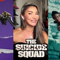 Mayling Ng's The Suicide Squad Interview: Training for Mongal