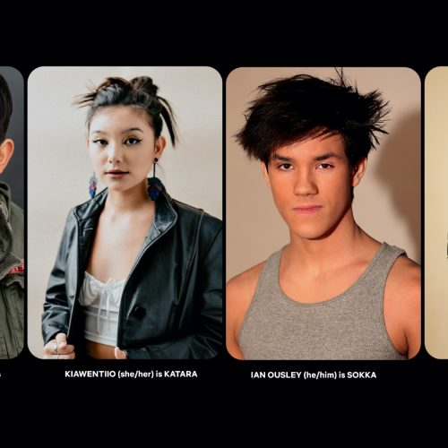 Netflix's Live-Action Avatar: The Last Airbender Cast Revealed