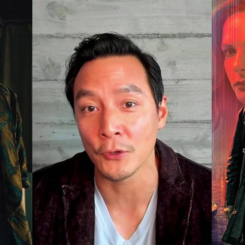 Daniel Wu Interview on Reminiscence, Into the Badlands, and Hugh Jackman