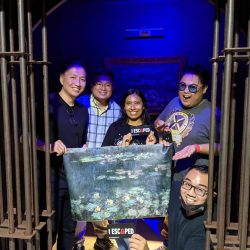 The Escape Game's The Heist Review