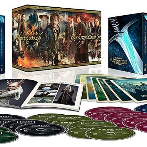 Middle-earth Ultimate Collector's Edition Includes 31 Discs, Pre-order Now Live