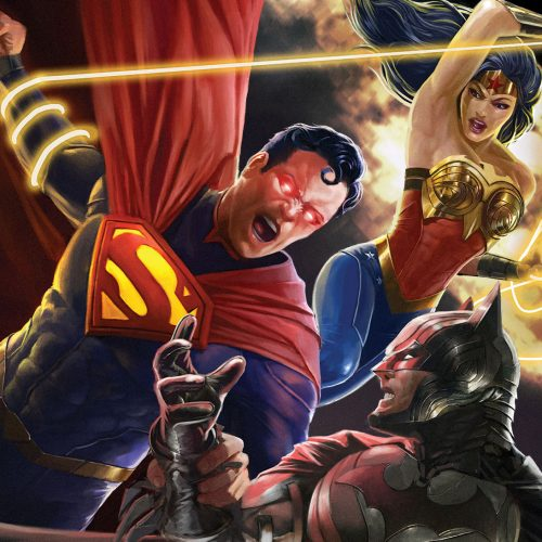 DC's Injustice Is Getting a Movie in October