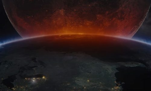 Roland Emmerich's Moonfall Teaser Has Moon Crashing into Earth